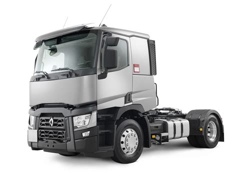 Die Neue Modellversion Renault Trucks T 2016