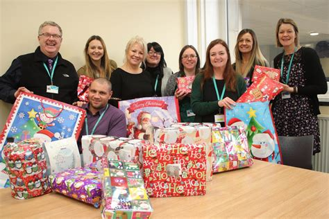 donating gifts for christmas swoveland family forgoes