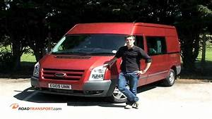 Ford Transit 2 2 Tdci Zahnriemen : ford transit 2 2 litre tdci 280 crew cab road test youtube ~ Jslefanu.com Haus und Dekorationen