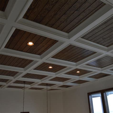 coffered ceiling cost guide    install