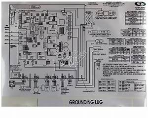 Wiring Diagram  30 Dimension One Spa Parts Diagram