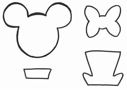 Minnie Mouse Cut Mickey St Head Patricks
