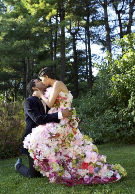 cuisine carree une robe non conventionnelle pour le mariage