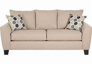 Bonita Springs Beige Sleeper Sofa - Sleeper Sofas (Beige)