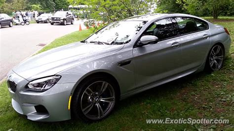 Bmw Cincinnati by Bmw M6 Spotted In Cincinnati Ohio On 06 08 2014