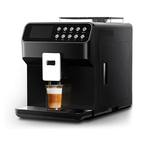 Use the machine's one to four cup settings to brew a quick cup of coffee for yourself. China Automatic Coffee Maker Machine with Grinder Factory Price for Sales - China Coffee Machine ...
