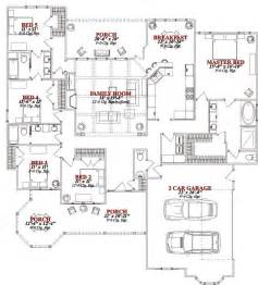 5 Bedroom Single Story House Plans One Story 5 Bedroom House Plans On Any Websites