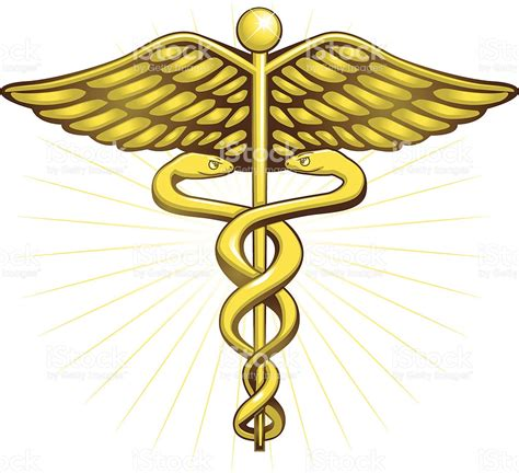 Image result for free image of caduceus
