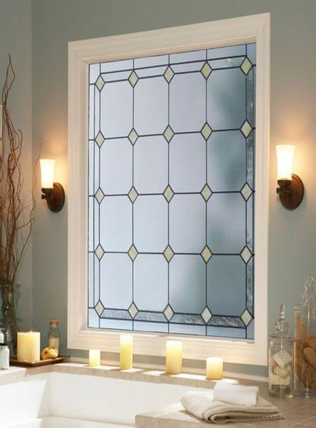 stylish bathroom windows