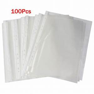 online get cheap sheet protectors aliexpresscom With clear document protector
