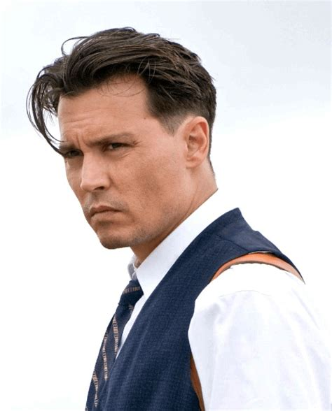 johnny depp hair styles 20 johnny depp hairstyles ashstyles 1850