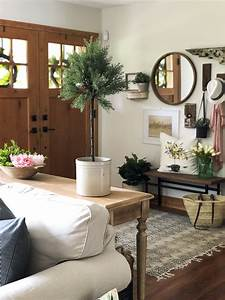 How, To, Create, A, Welcoming, Summer, Entryway