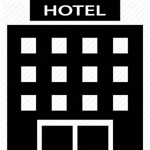 Building, hotel, hotel building, motel, structure icon ...