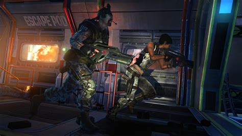aliens colonial marines wii  game profile news