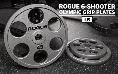 rogue  shooter olympic plates rogue fitness