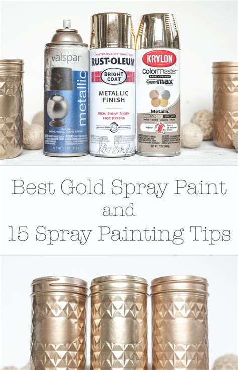 spray paint tips best gold spray paint gold spray the cap and spray paint tips