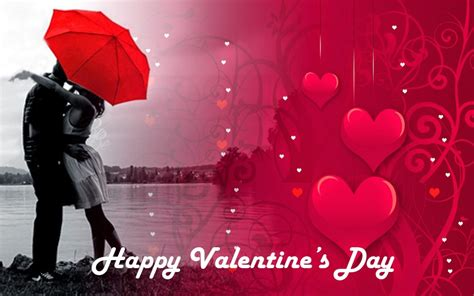 Happy Valentines Day Wishes Romantic Couple Whatsapp Photo  Latest Festival Wishes And Greeting
