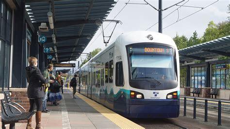 seattle link light rail sound transit light rail in seattle