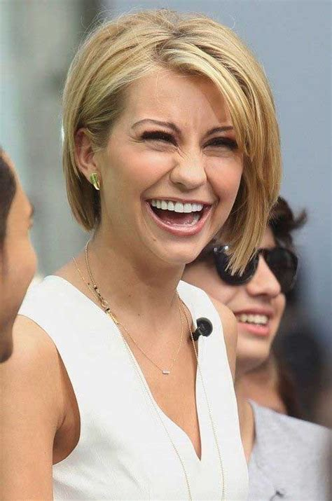 Shaved my head again, feels good to have my chelsea back. 20 Celebrity Bob Hairstyles | Short Hairstyles 2018 - 2019 ...