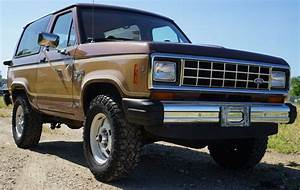1984 Ford Bronco II XLT, 4x4, 1 Owner, Low Mileage, Factory A/C, 5 speed - Classic Ford Bronco ...