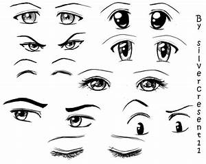 Blog #2: It's All in the Eyes…of Anime | mikeweber90