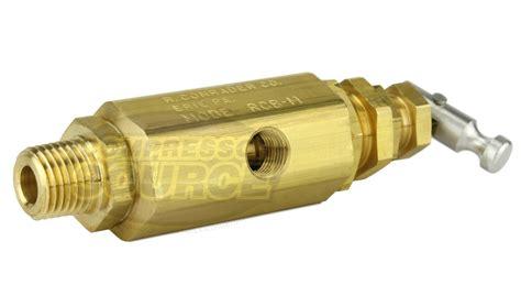 Air Compressor Unloader Control Pilot Valve 125 150 Psi Ebay