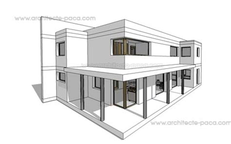 logiciel gratuit cuisine 3d plan de maison moderne 125 maquette 3d maison d
