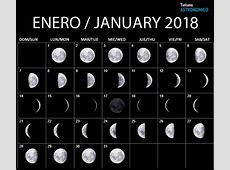 Calendario lunar 2 2019 2018 Calendar Printable with