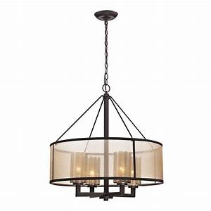 Titan lighting hearthstone collection light oil rubbed