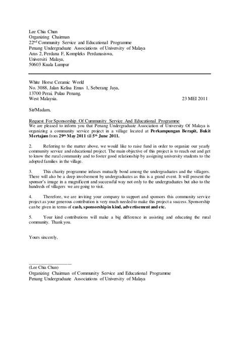 Sample Letter Of Support For Visa Application Australia