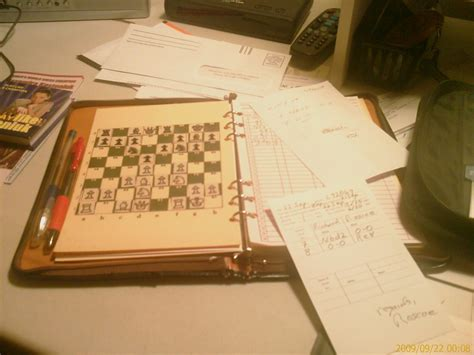 postal chess supplies playing correspondence chess