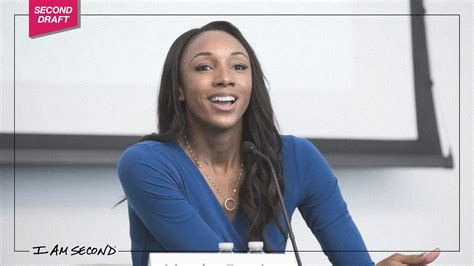 ESPN's Maria Taylor on the Thing That Defines Her