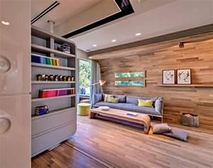 Decke Verkleiden Möglichkeiten : moderne deckenverkleidung 36 einmalige beispiele ~ Watch28wear.com Haus und Dekorationen