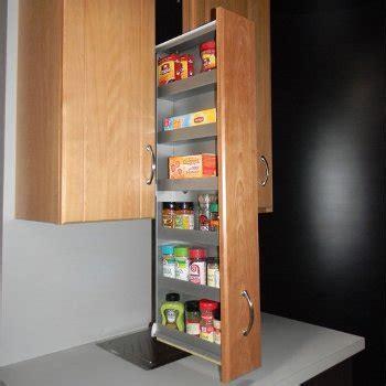 pulldown shelves offer     find order    cluttered  kitchens