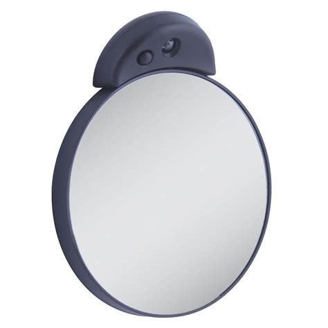 magnifying mirror 15x lighted zadro 15x lighted magnification spot mirror in black