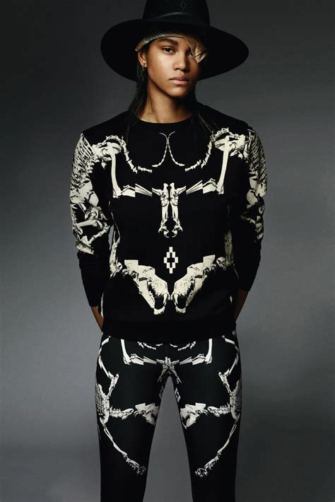 marcelo burlon  aw collection chasseur magazine