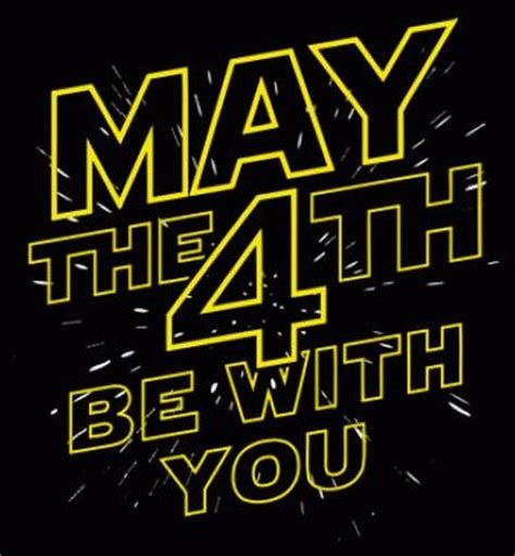 Mat The 4th Be With You - calendar for special days on the beacon deacon web site