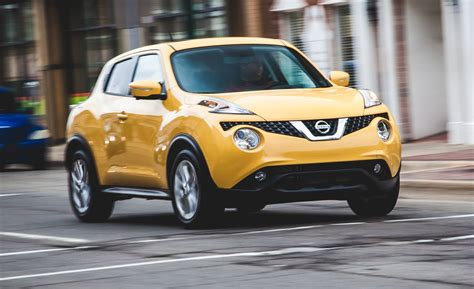 nissan juke sl awd instrumented test review car
