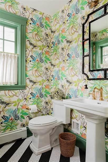 Powder Jungle Rogers Kelly Hgtv Rooms Bathroom