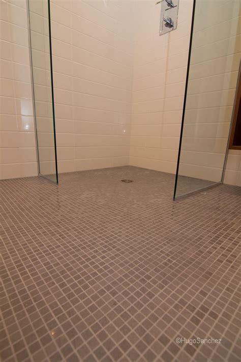 Basement wet room   Céramiques Hugo Sanchez Inc