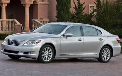 Lexus Ls Photo by 2010 Lexus Ls 460 Information And Photos Zombiedrive