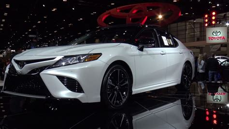 2019 Toyota Camry Top Photo Motooringcom