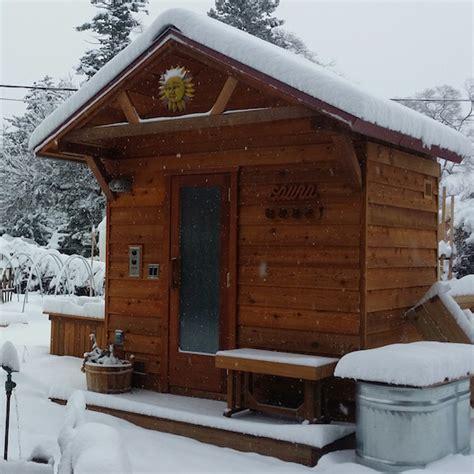 outdoor sauna kit heater accessories