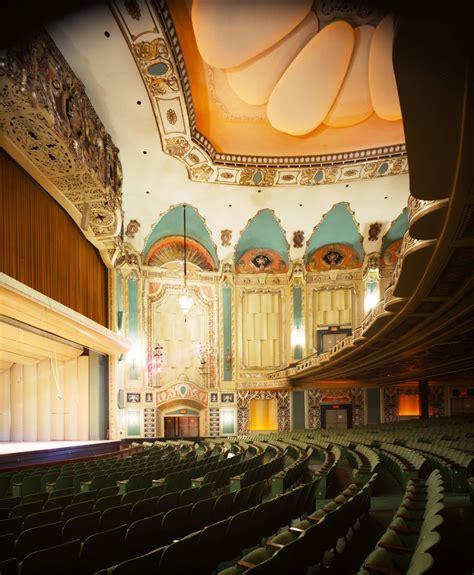 powers auditorium restoration bshm architects