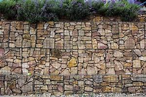 Mur De Soutenement En Gabion : prix d une cl ture en gabions ~ Melissatoandfro.com Idées de Décoration