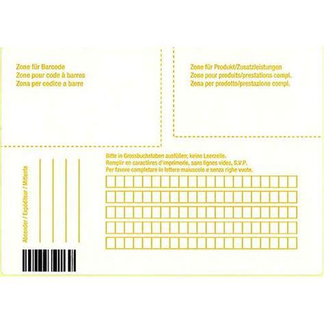 adresses pour paquets  opaque postshopch