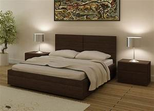 Simple double bed design photo design bed pinterest for Designs of double bed