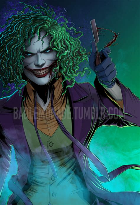 joker wayne martha