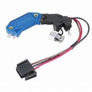 Speedway Motors Chevy Gm Hei Distributor Module  U0026 Harness Kit  Rated To 6500 Rpm