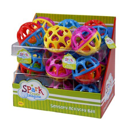 Spark Sprk Sensory Activity Ball Walmartcom